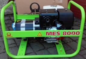 Agregat prądotwórczy MES8000