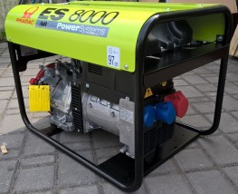 Agregat prądotwórczy ES8000 AVR