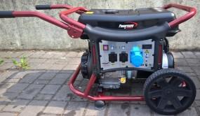 Agregat prądotwórczy WX6200