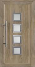 Drzwi wejściowe PCV