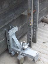 zamki podciągu i dźwigarki UZ 500