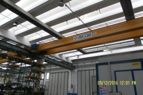 Suwnica pomostowa 20T -20,4 m