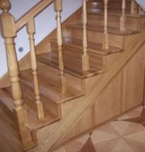 Schody drewniane na wymiar