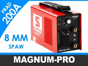 Ręczna spawarka inwertorowa IGBT MMA 200A mini MP2134