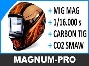 Automatyczna maska spawalnicza przyłbica filtry MP2052