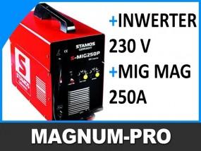 Spawarka półautomat migomat 250A MP2022
