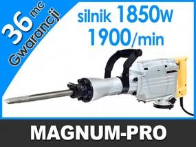 Młot wyburzeniowy 45J 1900/min profesjonalny solidny MP6040
