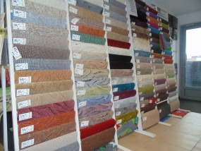 Wykładziny podłogowe dywanowe