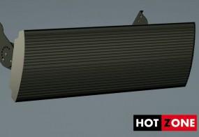 Ogrzewanie panelami na podczerwień ADVANCE 60 1100W   60X 19 CM wysokotemperaturowy