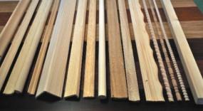 Kątowniki drewniane