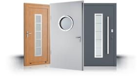 Drzwi aluminiowe/stalowe