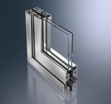 Drzwi tarasowe harmonijkowe Schuco ASS 70FD