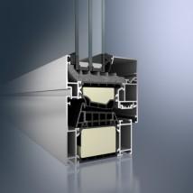 Okno Aluminiowe SCHUCO AWS 90 SI