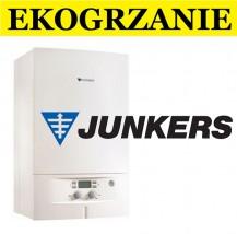 Kocioł gazowy dwufunkcyjny Cerapur Midi ZWB 24-1 RE JUNKERS