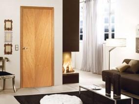 Drzwi pokojowe gładkie