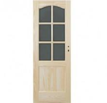 Drzwi wewnętrzne drewniane ELIOS