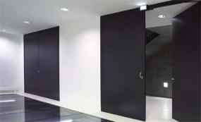 Drzwi obiektowe ze stali