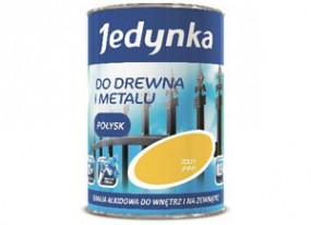 Emalie do drewna, metalu