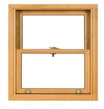 Drewniane okna SASH