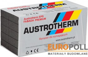 Styropian grafitowy Austrotherm EPS 033 Fassada Therma