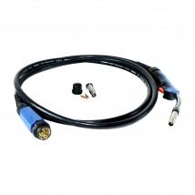 Przewód spawalniczy MIG z wtykiem EURO MP50873