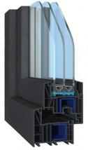 Okno PCV energooszczędne SwissForm