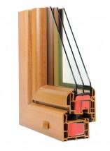 Okno energooszczędne ArtPlus THERMO