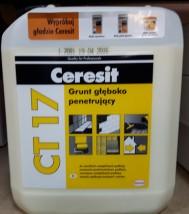 Ceresit grunt głęboko penetrujący CT 17