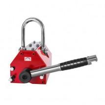 Przemysłowy podnośnik magnetyczny 3 tony do blach i stali MP3207