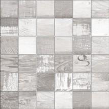 Aparici Chalkwood White Natural Mosaico G-3666