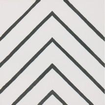 Apavisa Encaustic 2.0 White Decor Lappato 30x30 G-1314