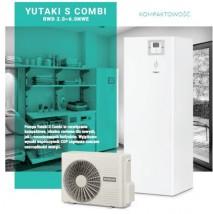 Pompa ciepła Yutaki S Combi