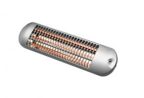 Kwarcowy promiennik podczerwieni Dimpex BS 1201S srebrny moc grzewcza 1800 W