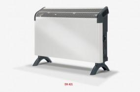 DX 421 – elektryczny przenośny grzejnik konwektorowy moc grzewcza 2000 W