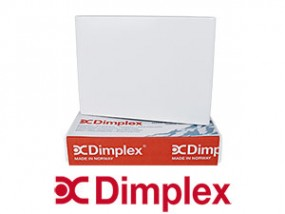 Elektryczny grzejnik Dimplex Unique DTD4W 05 moc grzewcza 0.5 kW