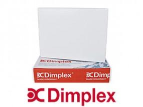 Elektryczny grzejnik Dimplex Unique DTD4W 02 moc grzewcza 0.25 kW