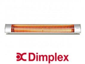 Kwarcowy promiennik podczerwieni Dimpex RW 120/1 srebrny moc grzewcza 2000 W