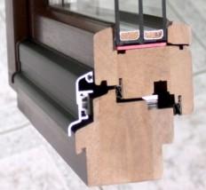 Okna drewniane MS