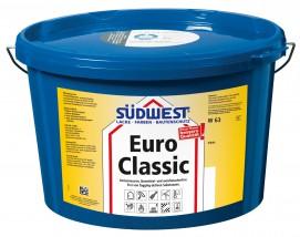 Farba emulsyjna do wnętrz Euro Classic W 63