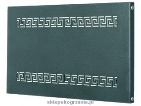 Grzejnik dekoracyjny Tigre 600/1100 z wzorem