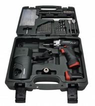 Wiertarko-wkętarka akumulatorowa PowerMaxx BS Basic Set (2x1,5Ah) + dodatkowe 45szt. osprzętu PROMOCJA
