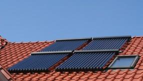 Kolektory słoneczne z montażem