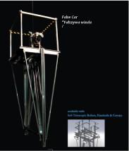 Platforma montażowa do szybów wind FALSE CAR