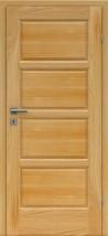 Drzwi wejściowe drewniane
