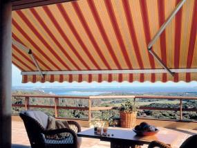 Markizy balkonowe i tarasowe