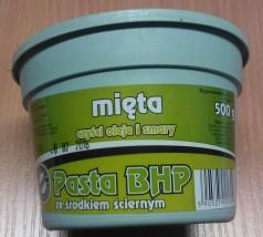 Pasta BHP Mięta