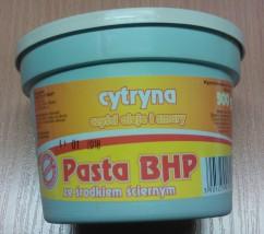 Pasta BHP Cytryna