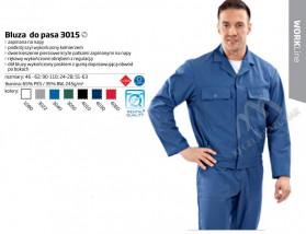 Bluza z paskiem 3015
