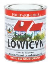 LOWICYN - farba do malowania powierzchni ocynkowanych (mat)