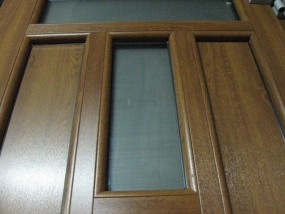 Drzwi zewnętrzne PVC/ALU/DREWNO